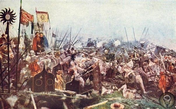 БАЛТИЙСКИЙ ПОХОД ГУСИТОВ 1433 ГОДА. УДАР ПО ТЕВТОНСКОМУ ОРДЕНУ Весной 1433 года польский король Ягайло решил наконец то разобраться с тевтонским орденом. В марте на съезде шляхты в Сандомире был