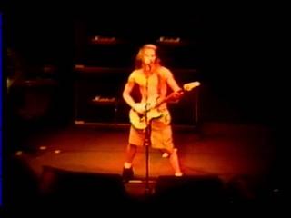 Alice in Chains live in Miami Clash of the Titans 7-14-91