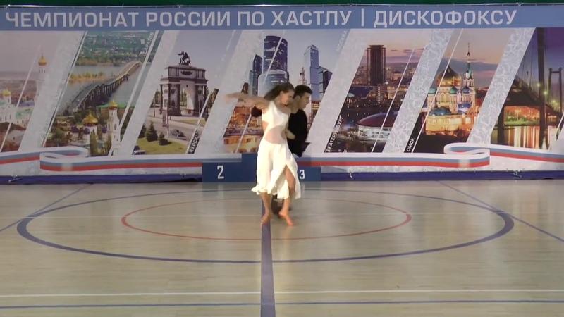 10.12.2016 ЧР-1 Show 1 место Александр Иентш - Марина Иентш