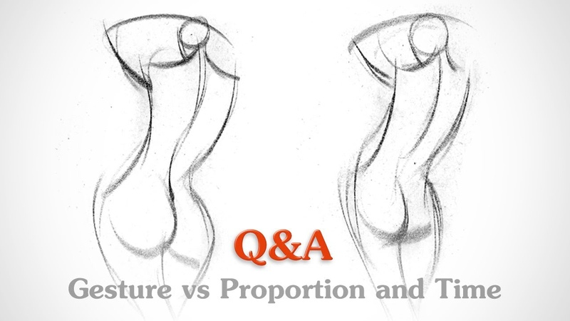 Q A 2 Gesture vs Proportion and Time