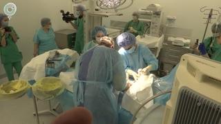 Беременность с миомой – не приговор: новосибирские врачи приняли роды и удалили миому