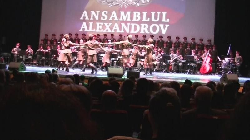 CORUL ARMATEI ROSII - Sala Palatului, Bucuresti 17.NOV.2017