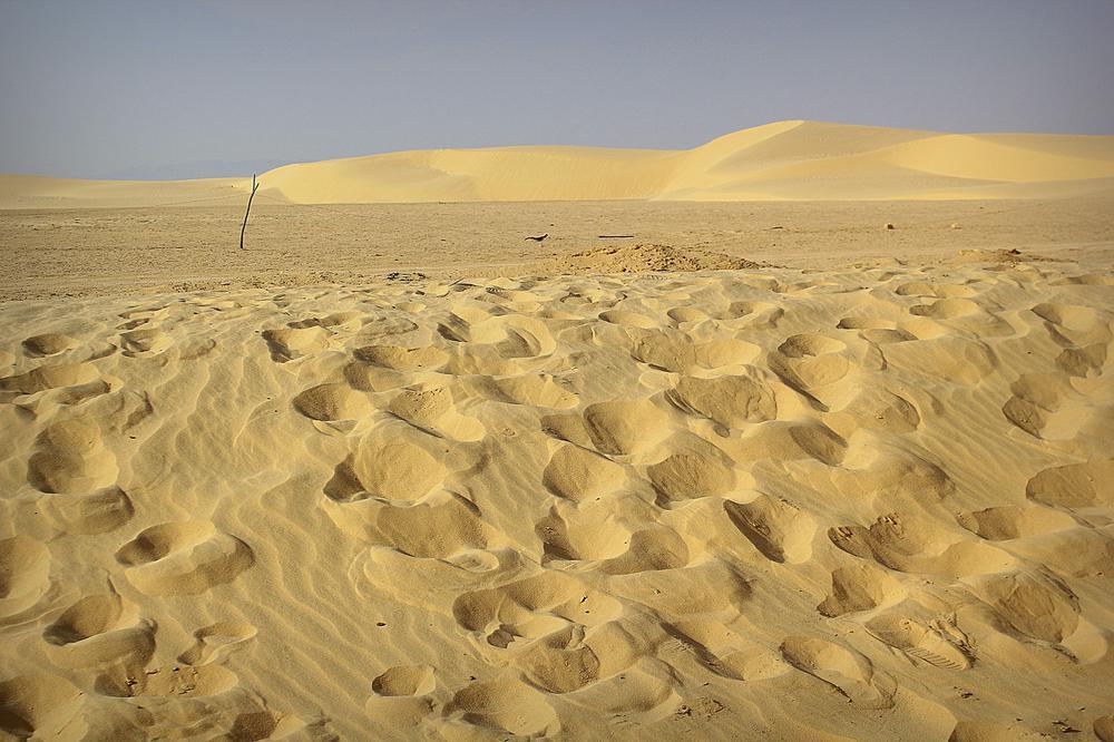 пески
