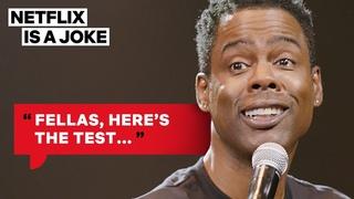 Chris Rock Reveals How Housewives Play Their Husbands   Netflix Is A Joke