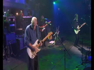 David Gilmour 2004 - Live at the Fender Strat 50th Anniversary Concert