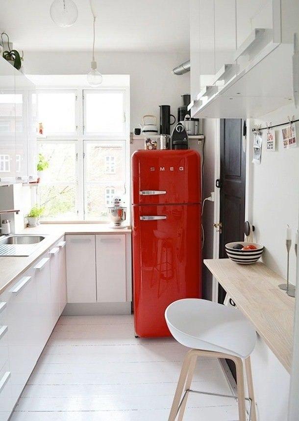 Дизайн маленькой кухни: 8 практичных советов, изображение №3