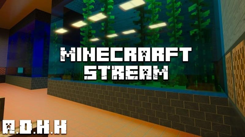 Minecraft SevTech - Уклал хлеб в ларьке