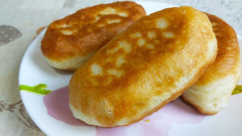 РЕЦЕПТ НАХОДКА ! Самое Удачное Тесто Для Пирожков.Мой Любимый Рецепт.