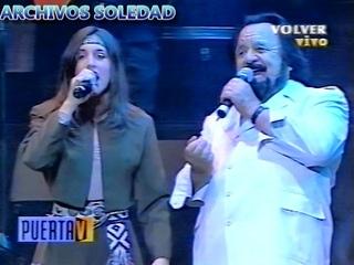 Sole y Horacio en el Estadio Luna Park 25/10/2002-Recital completo