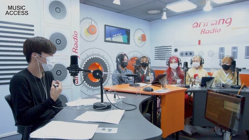 Music Access Precious 프레셔스 's Full Episode on Arirang Radio