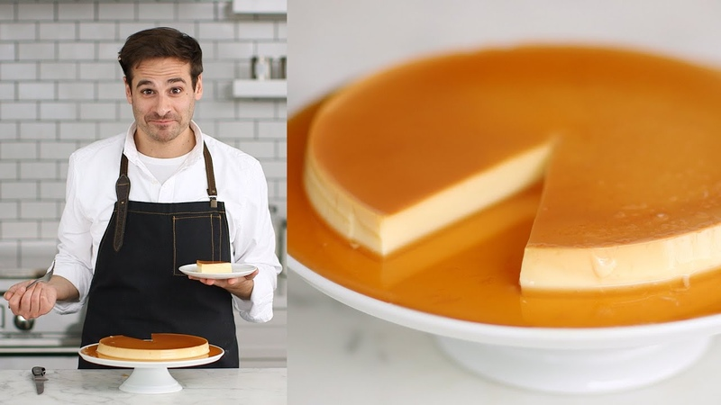Best Technique for Classic Flan Kitchen Conundrums with Thomas Joseph