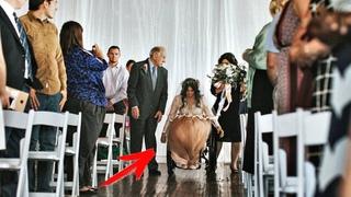 """Он решил взять в жены """"КОЛЯСОЧНИЦУ""""... Но то, что произошло на свадьбе всех УДИВИЛО..."""
