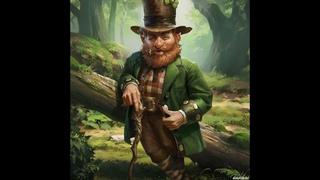 Кельтская мифология  - Леприкон! Мифологическое существо и праздник святого Патрика. Ирландия