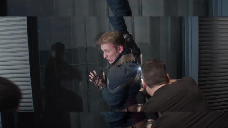 Doc Phatt vs. Spencer Hill - Heart Of Asia (Captain America. The Winter Soldier) A.Ushakov