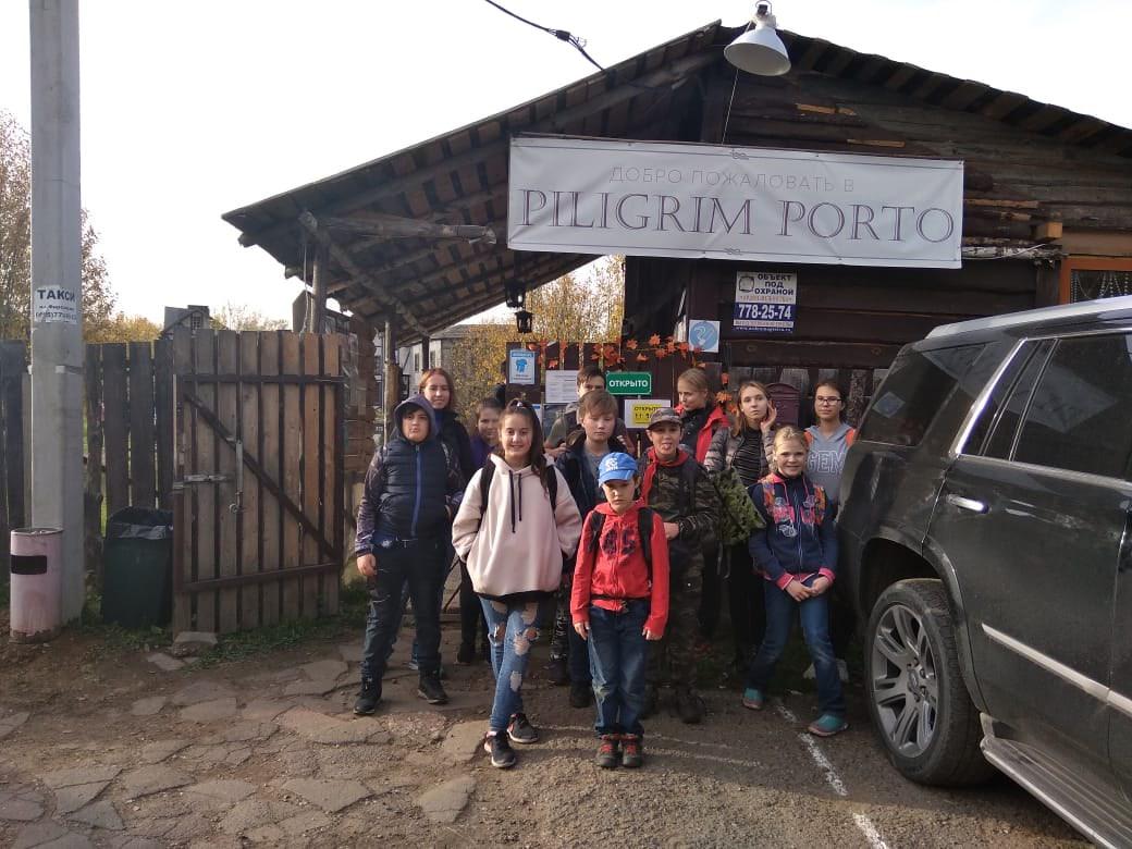 Фирсановка- Середниково - Киногородок