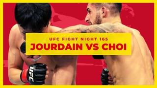 UFC Fight Night 165: Charles Jourdain VS Doo Ho Choi Fight Highlights (+ CALLOUT CUB SWANSON)