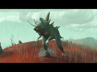 Опасная планета проливных дождей и постоянных бурь