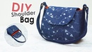 DIY How to make a mini cross-body bag A Simple Guide to make a cross-body bag