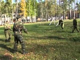 Система Боя Спецназа ГРУ часть 9 Метание оружия