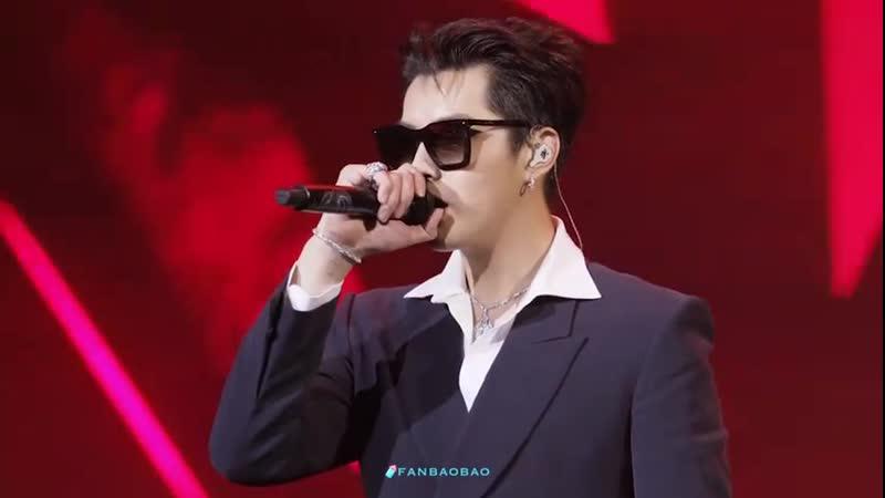FANCAM 201220 Kris Wu I'm Outcha @ Tencent Star Awards 2020
