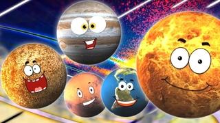 La canzone dei pianeti