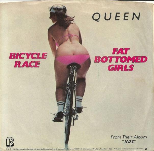 Осенью 1978 года Дэннис Де Валленс снимал клип на песню Bicycle Race группы Queen.