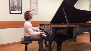 J. Brahms, variations on the theme of Paganini, , book 1.