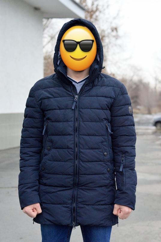 Мужская зимняя куртка. Размер 46, фирма   Объявления Орска и Новотроицка №8952