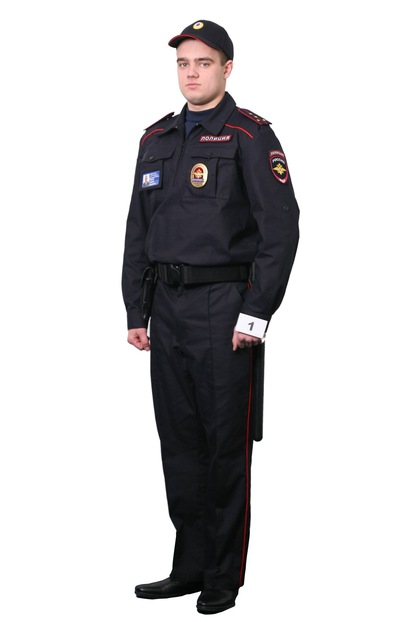 Прости, картинка полиции форма