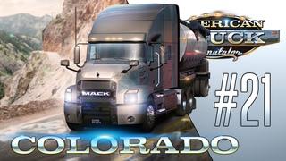 НОВОЕ DLC. ШТАТ КОЛОРАДО - American Truck Simulator: Colorado () [#21]