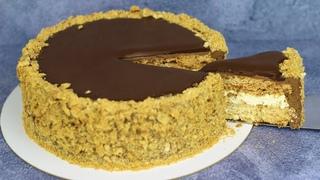 Киевский торт! Кето торт! ПП рецепты БЕЗ САХАРА! ПП торт низкоуглеводный!