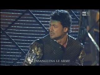Vittorio Grigolo -  Lo spettacolo sta per iniziare2014 (Arena di Verona, 01/06/2014)