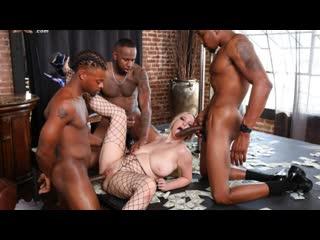 Skylar Vox in 'Dogfart' (Blacks On Blondes)