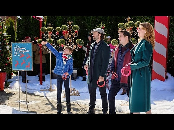 Preview Deliver by Christmas Hallmark Movies Mysteries