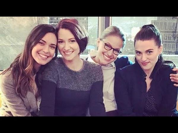 Melissa Benoist Instagram IGTV Video Supergirl Sweat Dreams HD