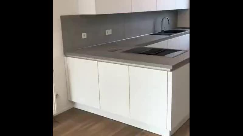 Современная кухня в Перми от производителя корпусной мебели 📞 7 908 241 22 21