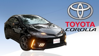 Toyota Corolla Altis 2021 New Modification Review