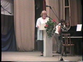 Выпускной 2002, школа №1 002
