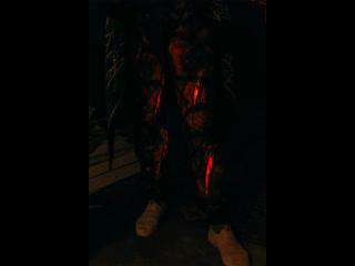 Devils rave king pants by skverna