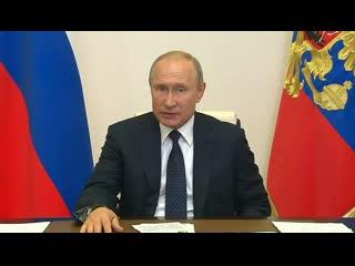 Путин: все выплаты медикам должны быть прозрачны и понятны