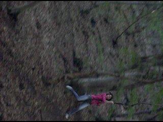 я катаюсь на леане= маугли блин=