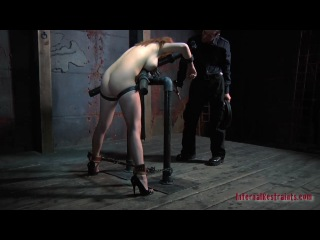 Infernal restraints - 2011-04-01 - framed ,part 1 - ashley graham , damon pierce