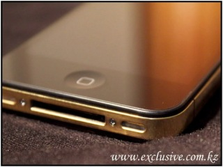 IPhone 4 GOLD 24ct