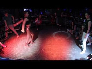 Siberian Dancehall Contest 2013 - 1/8 final Belka vs Inga (win)