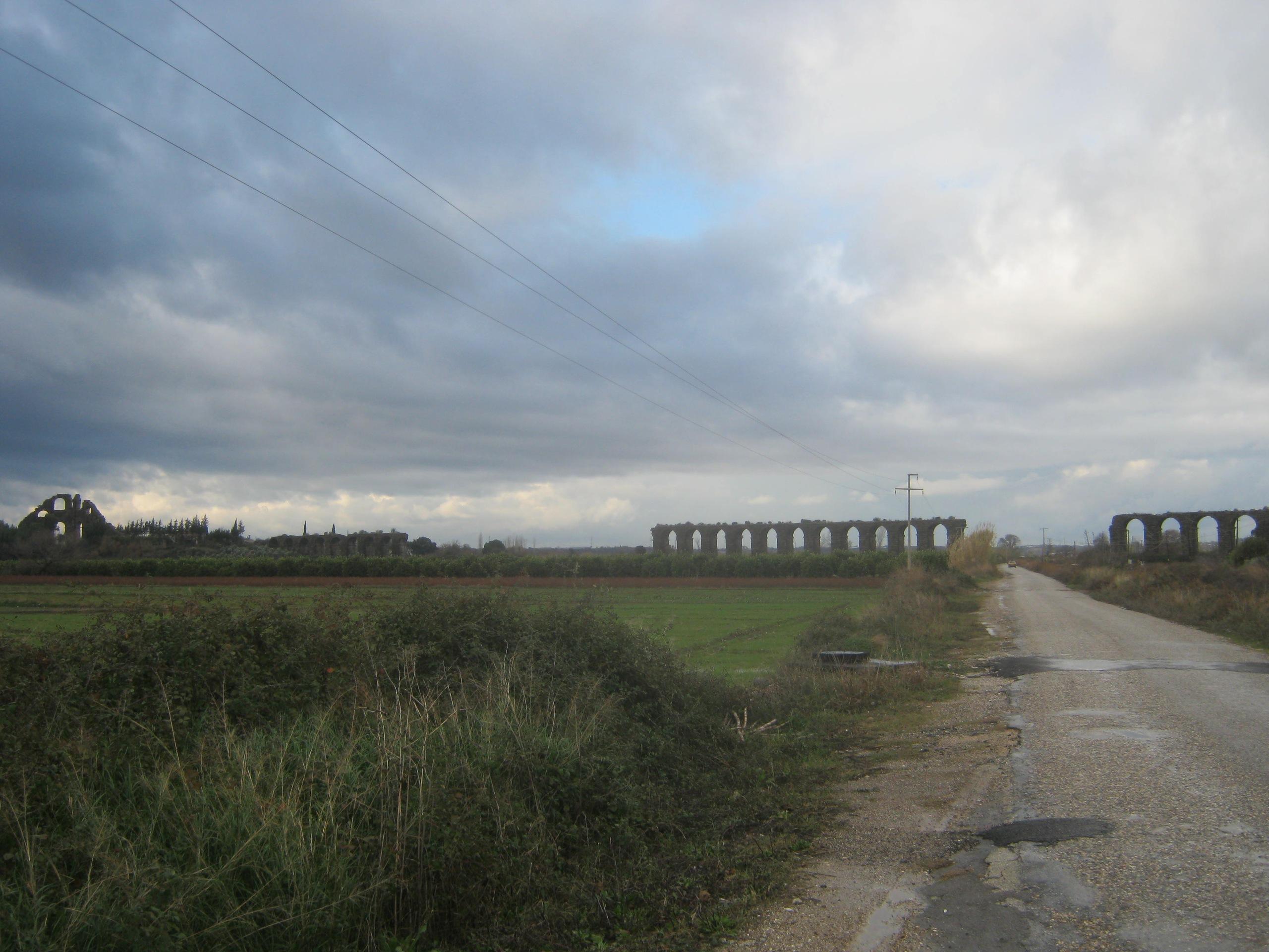 акведук Аспендос