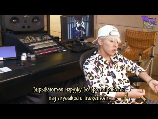 G-DRAGON - 'Missing You' Preview рус. саб