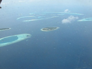 полёт над индийским океаном