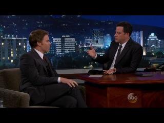 Jimmy Kimmel  Michael C Hall