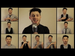 Acapella Matthias Harris - Best Of You (Foo Fighters Cover)