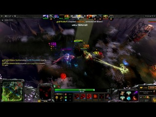 Shadow fiend ultra kill /godl1kebu4)/ and the fucking stolen rampage ><